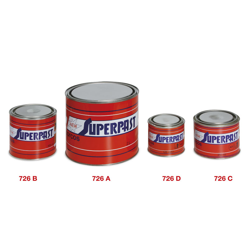 726 Polishing Paste Superpast