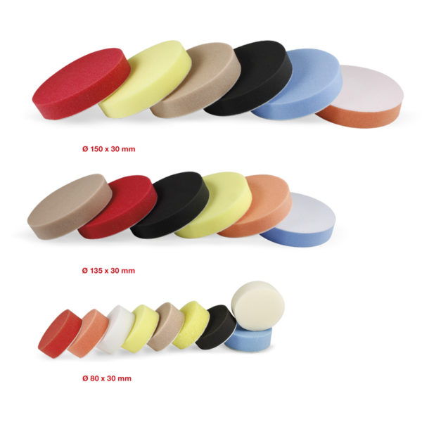 108 Mini polishing pad
