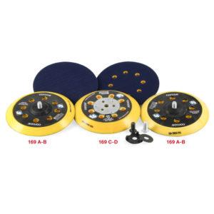 169 Orbital sander pad