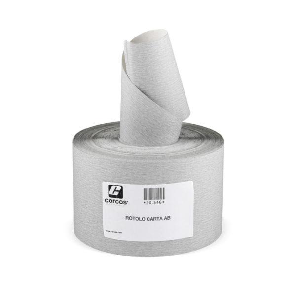 546 Abrasive paper rolls
