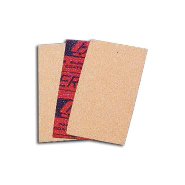 554 Abrasive sheets 70 x 125 mm