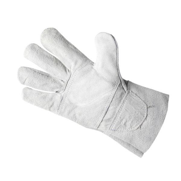 57 Reinforced cow split leather glove