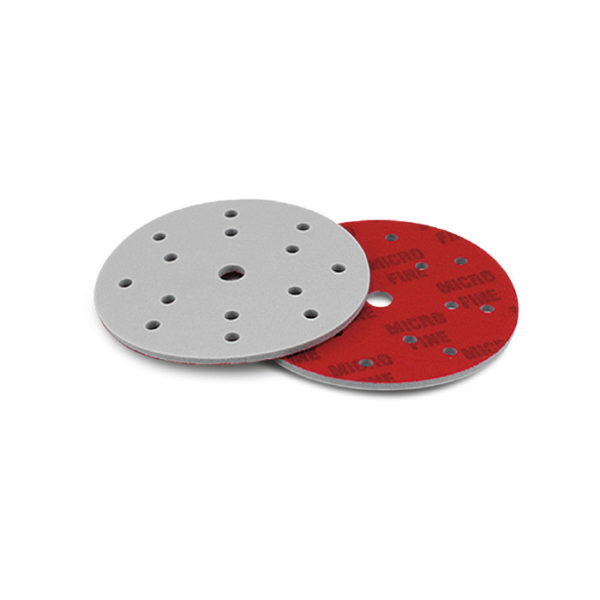 572 Soft abrasive interface