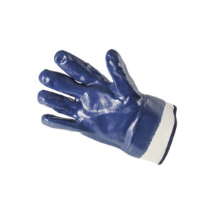 61 Nbr glove, coated back