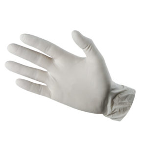 67 Latex glove