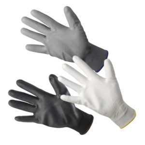 69 Pu glove