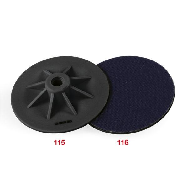 115-116 Nylon Flange