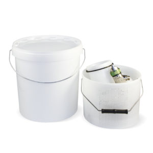399 Washing spray-gun bucket