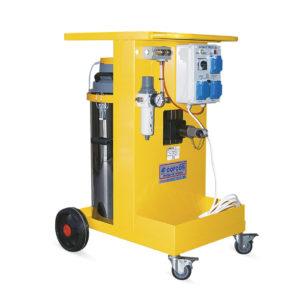 497 1600W vacuum cleaner carriage